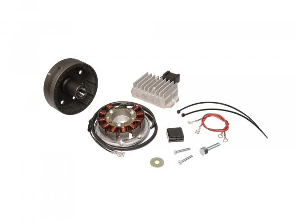 10059164 Lichtmaschine 6V 100W passend für AWO425 Sport und Touren - Bild 1