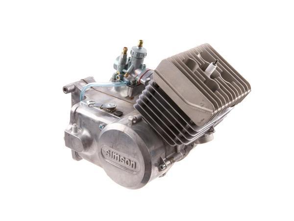 AKF Maxi-Bausatz für Tuning-Motor 50ccm, mit langem 5-Gang Getriebe und 5-Lamellen Kupplung