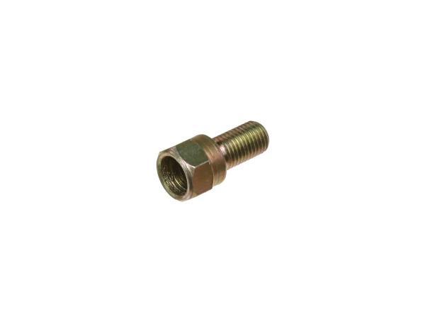 Adjusting screw, short for piston valve BVF 16N3 (40kmh variant, EXP.) SR50CE, SR50/1CE