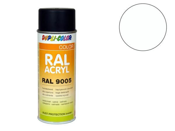 Dupli-Color Acryl-Spray RAL 9016 verkehrsweiß, seidenmatt - 400 ml