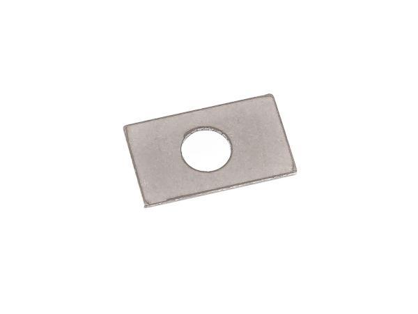 10057063 Sicherungsblech für Tachometergehäuse BK350 - Bild 1