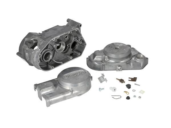 AKF Medium-Bausatz für Tuning-Motor 50ccm - 60ccm, mit langem 5-Gang Getriebe und 5-Lamellen Kupplung