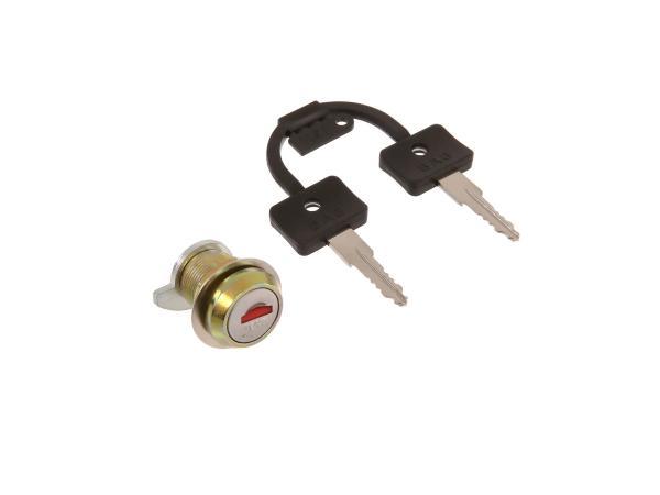 Tool box lock - Simson S50, S51, S70