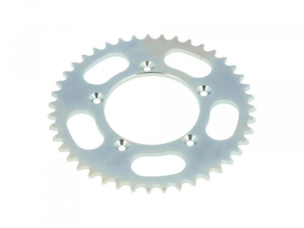 Gear rim for sprocket driver, 43 tooth - Simson S53, MS50, SR50