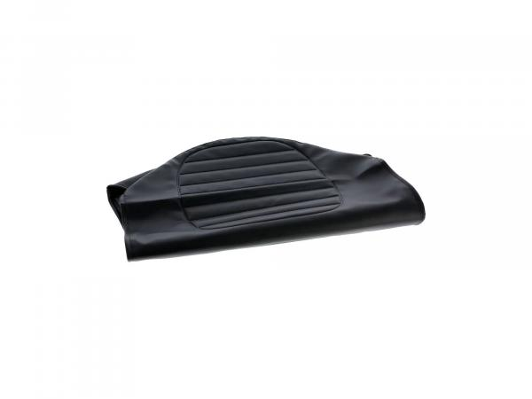 Seat cover structured, black without lettering - for MZ ETZ250