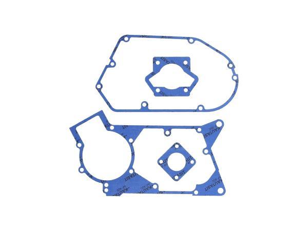 10069352 Dichtungssatz aus Kautasit Motortyp M500 - für Simson S51, SR50, S53, KR51/2 Schwalbe, DUO 4/2 - Bild 1