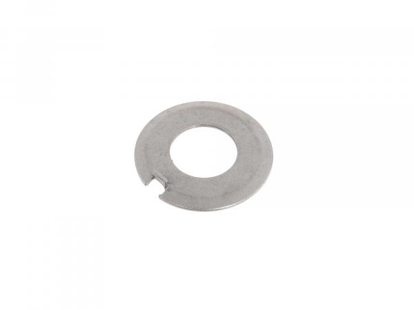 Locking plate 17 DIN 432-St for drive wheel on gear, chain pinion