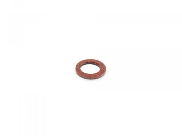 Gasket - (red) for idle nozzle suitable for carburettor AWO-S