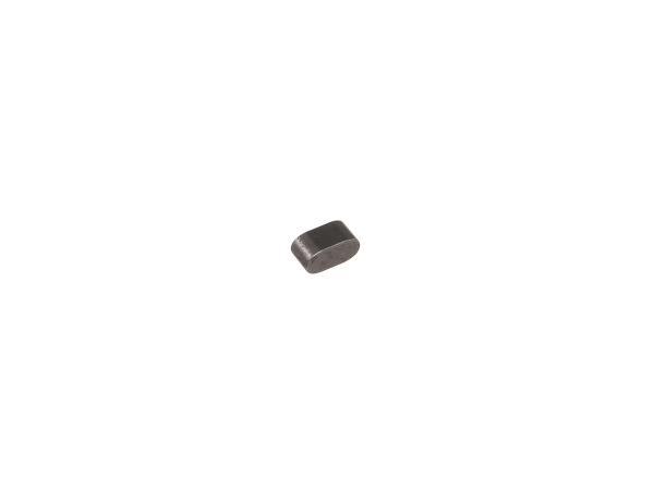Feder - für Passfeder A4x4x8 für Kurbelwelle TS250