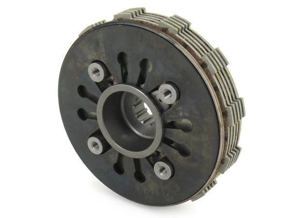 10002448 Kupplungspaket 5-Lamellen 1,8mm - Simson S51, SR50, KR51/2 Schwalbe, S53, S70, SR80, S83, MS50 - Bild 1