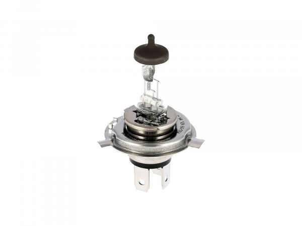 Halogenlampe 12V 60/55W H4 Prem+50%