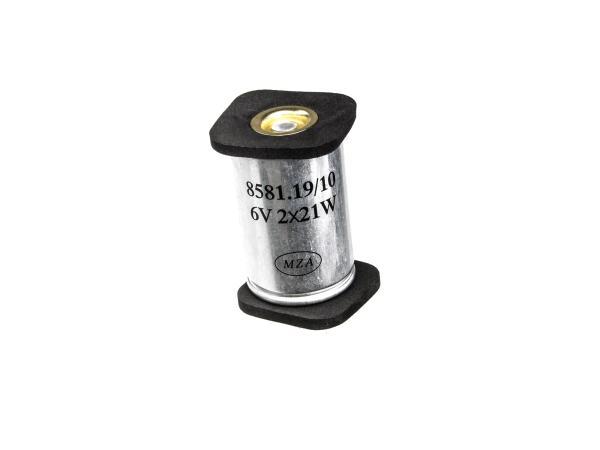 Blinkgeber 6V 21W, 8581.19/40 mit Moosgummi - Simson S50, S51, S70
