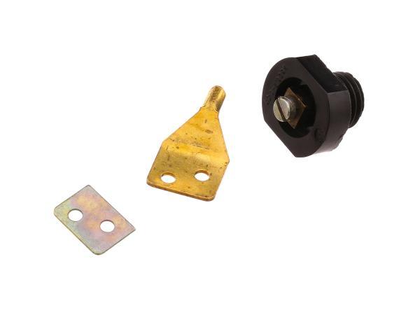 Leergangsanzeigeschalter (2-teilig) - für MZ ES175, ES250