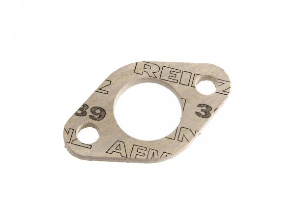 Gasket to carburettor flange (insulating flange) - 5 mm thick, ø 27 mm - suitable for AWO 425S