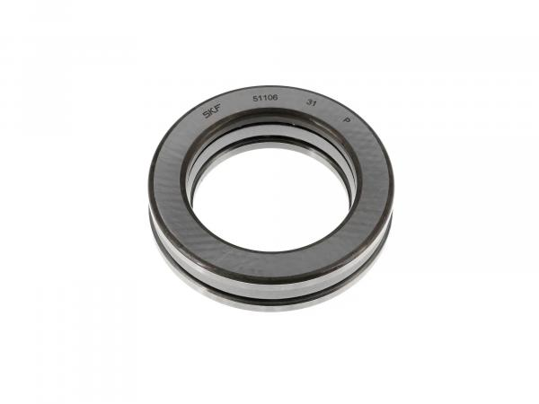 Axial deep groove ball bearing 51106, coupling - MZ ES 175, 250, 300