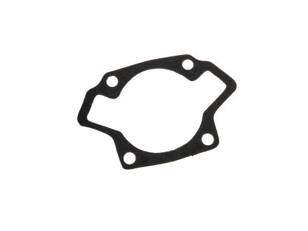 10002508 Fußdichtung für Zylinder (schwarz) - Simson S50, KR51/1 - Bild 1