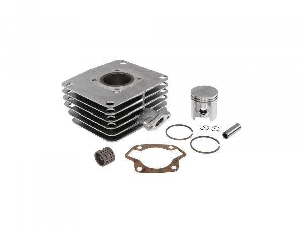 Set: cylinder, piston, needle bearing, 70ccm - for Simson S70, S83, SR80