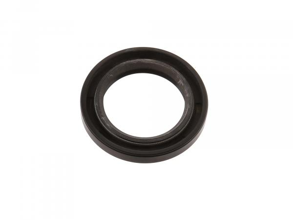 Oil seal 27x40x06, black, double lip - Simson SRA 25/50