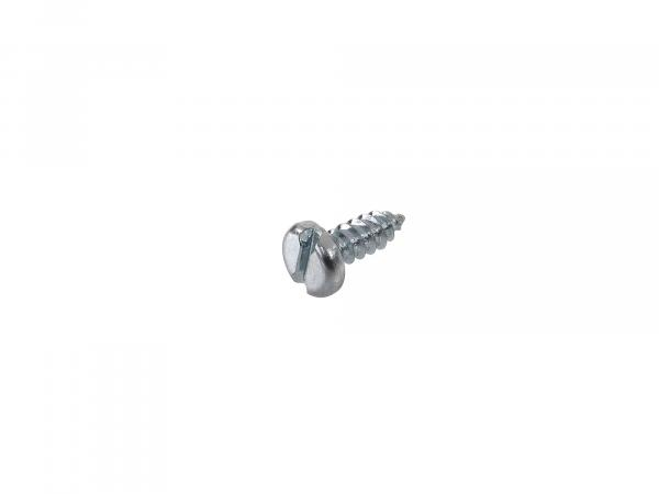Cylinder tapping screw, slotted 4.8 x 13 - DIN 7971