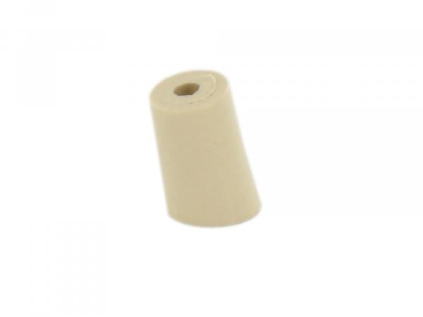 Spacer for luggage rack in ivory - for Simson KR51 Schwalbe