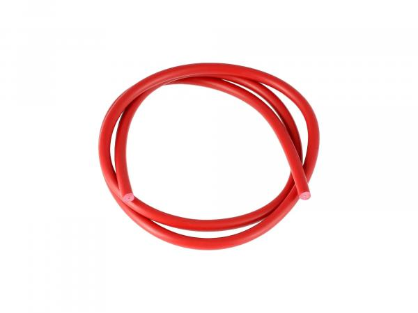 Ignition cable 1,0m red