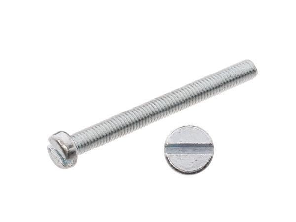 Zylinderschraube, Schlitz M5x50 - DIN84