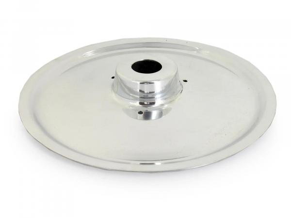 Wheel hub cover Alu BK 350
