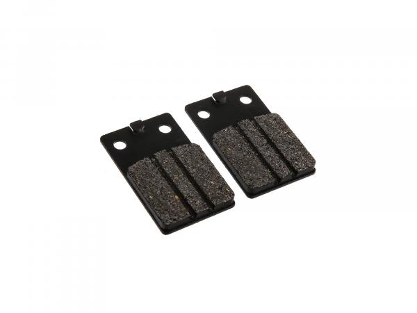 10000496 1 Paar Bremsklötze für Scheibenbremse, wie MCB-564 - Bild 1