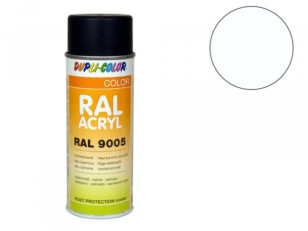 Dupli-Color Acryl-Spray RAL 9010 reinweiß, seidenmatt - 400 ml