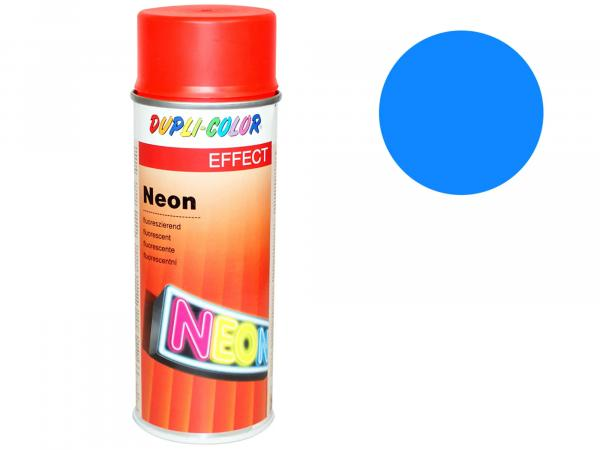 Dupli-Color Neon-Spray, blue - 400ml