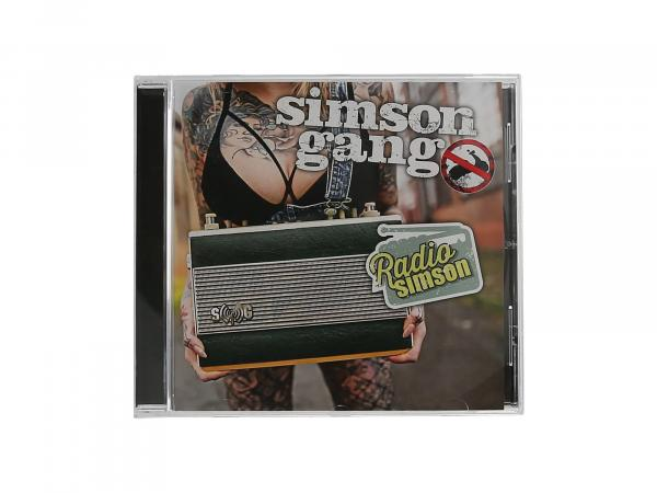10069415 CD - Radio Simson - SIMSON GANG - Bild 1