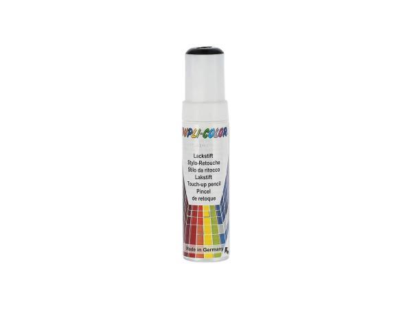 10065041 Dupli-Color Lackstift RAL 9005 tiefschwarz, glänzend - 12ml - Bild 1
