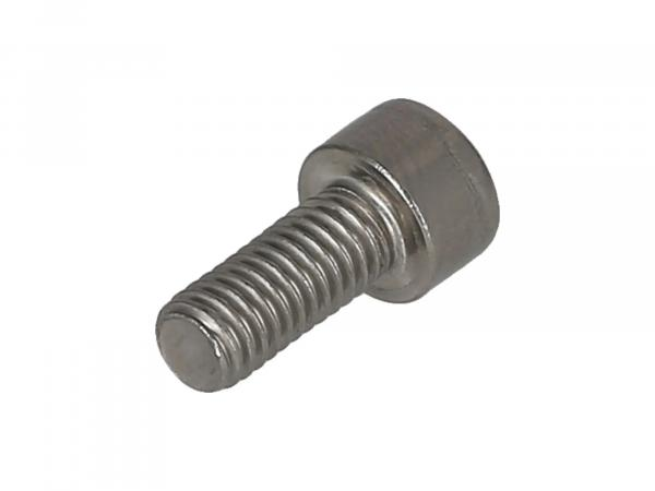 Hexagon socket head cap screw, stainless steel M6x14 - DIN912VG