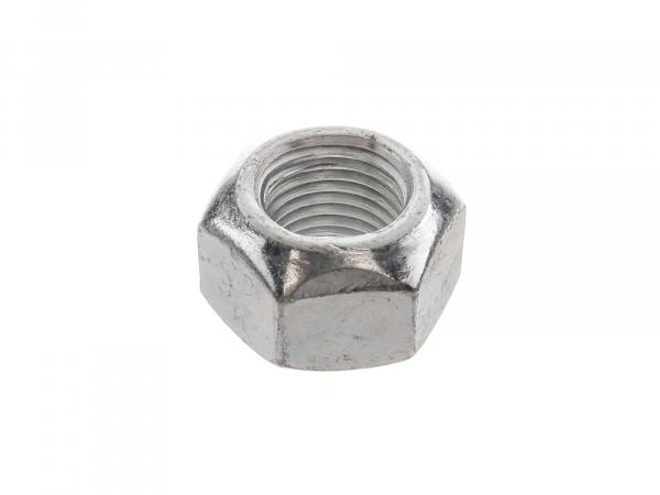 10063703 Sechskantmutter M14x1,5 selbstsichernd - DIN980 - Bild 1