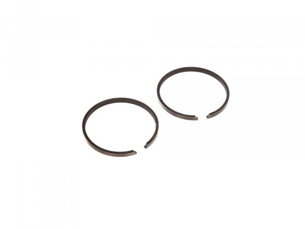 Set: 2 piston rings for Soemtron engine - Ø38.75 x 2.5 mm