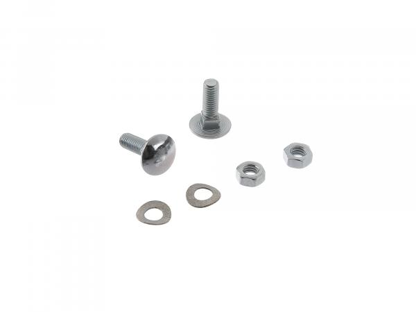 Set of mounting parts for handlebar cover RT125/3