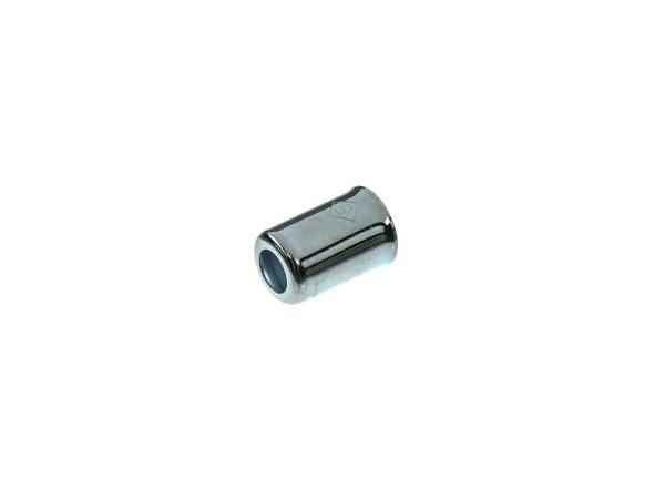 Schlauchhülse 12 DIN 73379 FJ für Ø7mm-Textilbenzinschlauch, RT125