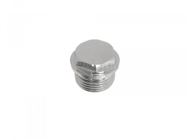 Screw plug M27x1.5 zinc (for telescopic fork 32mm) ETS125/1, ETS150/1, TS all types