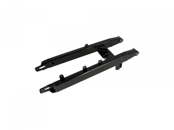 Box swingarm black, for central suspension strut - Simson Sperber MS50