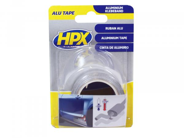 HPX aluminium tape - 50mm x 5m