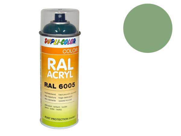 Dupli-Color Acryl-Spray RAL 6021 blassgrün, glänzend - 400 ml