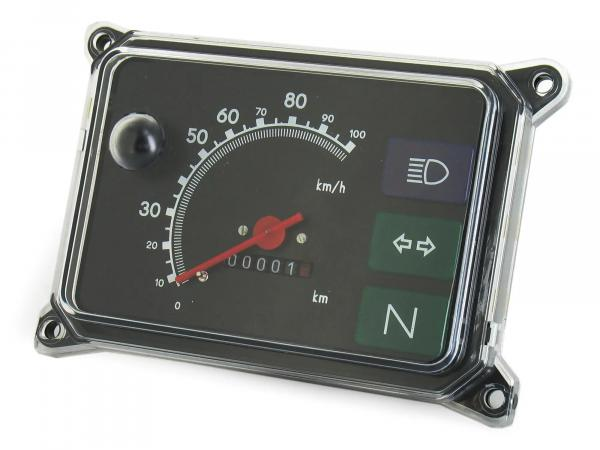 instrument cluster K 1,2 3.0070/06 Simson Albatros SD50 load tricycle