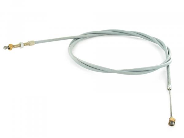 Clutch cable, grey - for IWL SR56 Wiesel, SR59 Berlin, TR150 Troll