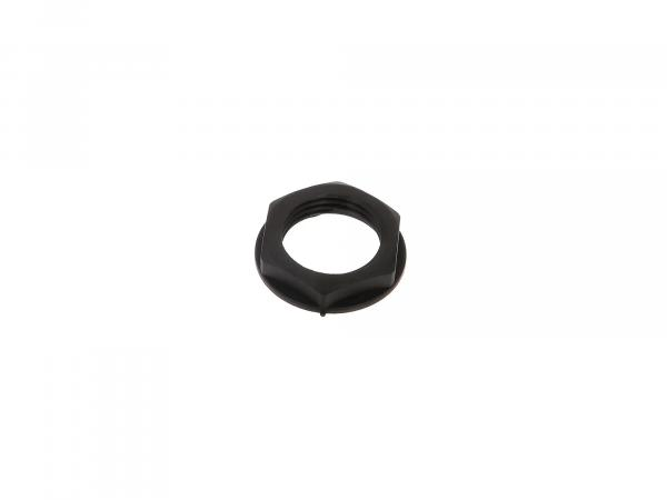 Plastic nut M16 for tachometer mounting, fixation Holding clamp, e.g. for 80mm instruments
