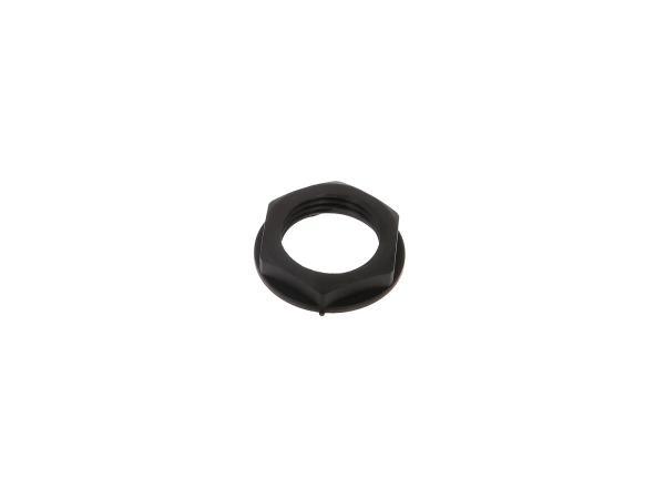 10064520 Plastikmutter M16 zur Tachometerbefestigung, Fixierung Halteklammer, z.B. für 80mm-Instrumente - Bild 1