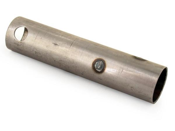 Griffrohr ohne Gummi, Innenzug-Gasdrehgriff - Simson KR51 Schwalbe, SR4-2, SR4-3, SR4-4