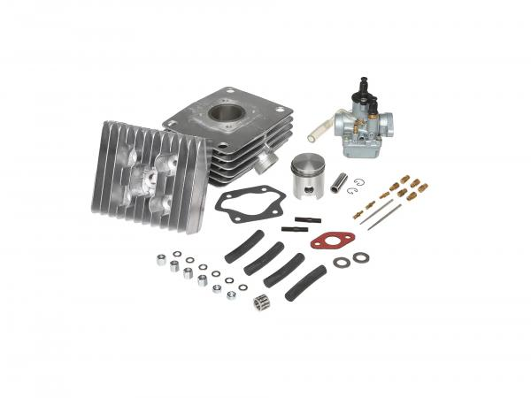 Set: Tuning 60ccm 2-channel with AMAL carburettor - for Simson S51, SR50