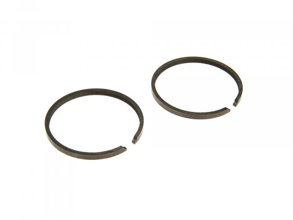 Set: 2 piston rings for Soemtron engine - Ø38,00 x 2,5 mm