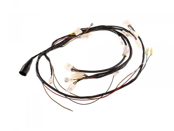 Central wiring harness MS50 with oil doser