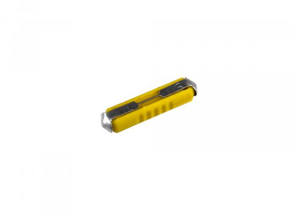 Fuse 5A, yellow